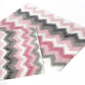 Набор ковриков Irya – Leron pembe розовый 60×90|40×60