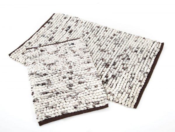 купить Набор ковриков Irya - Ottova kahve кофе 60x90|40x60