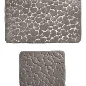 купить Набор ковриков Samos Gri Kalp 50x60|60x100