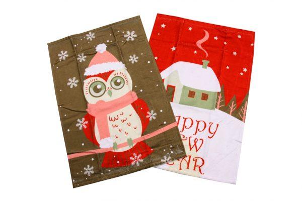 купить Набор кухонных полотенец  New Year V1 40x60 (2 шт)см