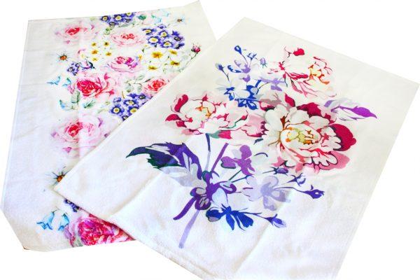 купить Набор кухонных полотенец  Spring V2 40x60 (2 шт)см
