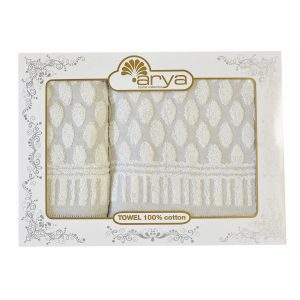 купить Набор полотенец ТМ Arya 50x90-70x140 2 шт. Ringa 50x90|70x140