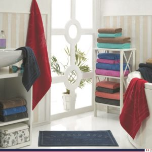 купить Набор 4 полотенца и коврик U.S.Polo Assn - Bradenton 50x100|70x140