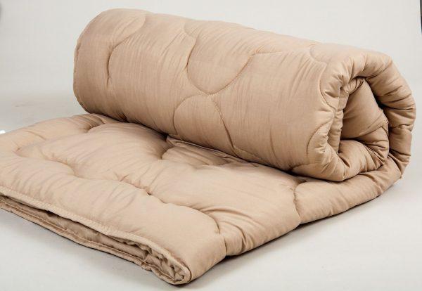 купить Одеяло шерстяное Lotus Comfort Wool кофе