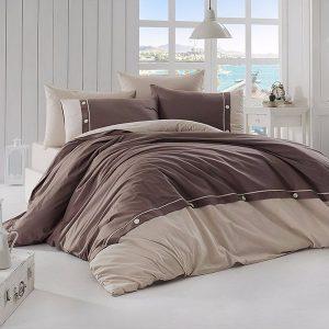 Однотонное постельное белье First Сhoice Raina 200×220