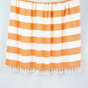 купить Плед-накидка Barine - Deck Throw Orange 135x160