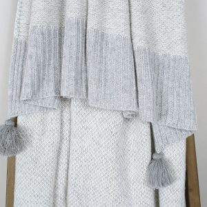 Плед-накидка Barine – Frame 130×170