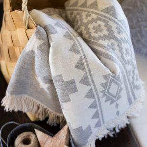 купить Плед-накидка Barine - Wool Rug Throw 130x170