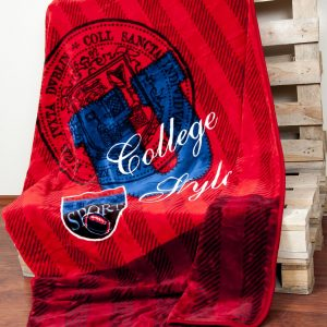 Плед – покрывало Karaca Home – College 160×220