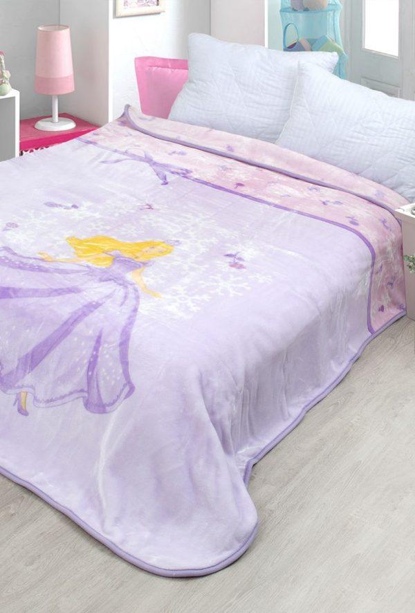 купить Плед - покрывало Karaca Home - Selkie 2018-2 lila 160x220