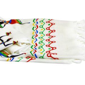 Пляжное полотенце Bamboo Peshtemal Africa 90×180см