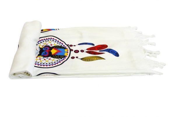 купить Пляжное полотенце Bamboo Peshtemal Dreamcatcher 90x180см