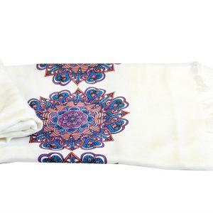 купить Пляжное полотенце Bamboo Peshtemal Ornament 90x180см