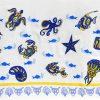 купить Пляжное полотенце Bamboo Peshtemal Sea World 90x180см 38210