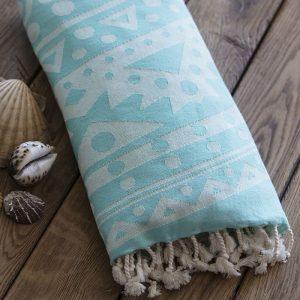 купить Пляжное полотенце SoundSleep Madagascar mint 100x180