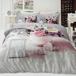 купить Подростковое постельное белье Сатин 3D First Сhoice Andrea 160x220