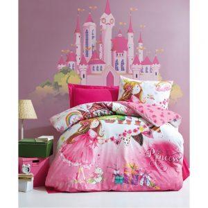 купить Подростковое постельное белье Cotton Box Princess Pembe 160x220