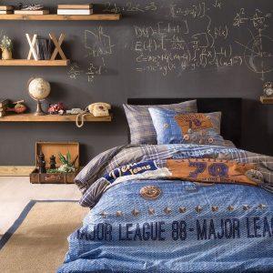 Подростковое постельное белье TAC Ranforce Teen – Jeans 160×220