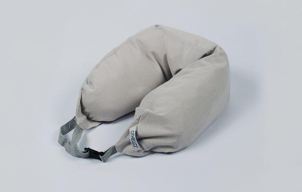 купить Подушка для путешествий Othello Travel Mate grey (подголовник)
