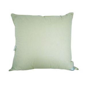 Подушка 10% пуха SoundSleep Sleep and Go оливковая