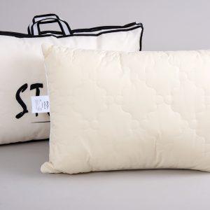 купить Подушка Lotus Stella бежевый 50x70