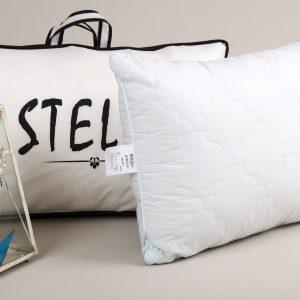 купить Подушка Lotus Stella голубой 50x70