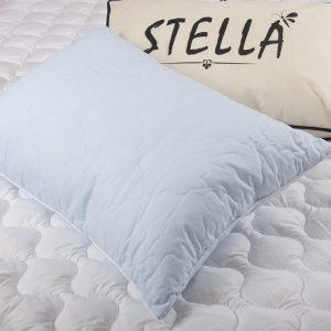 купить Подушка Lotus Stella синий 50x70