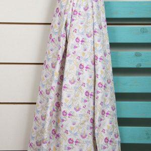 купить Покрывало-простынь для лета Karaca Home Tilda 220x230