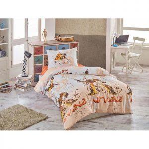 Покрывало стеганное с наволочкой Eponj Home – Nirvana 160×220