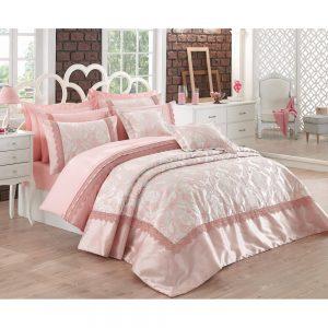 купить Покрывало Cotton Box Belleza Pudra 270x260