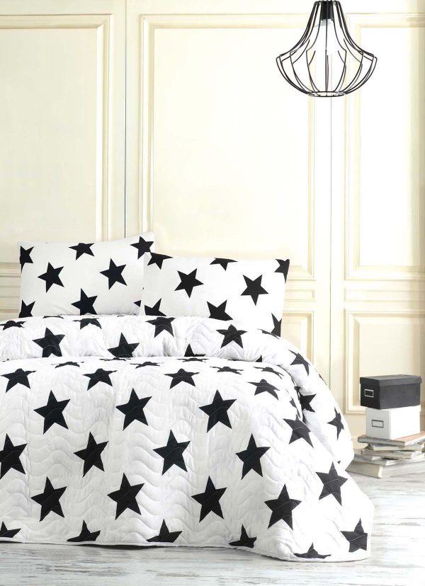 купить Покрывало Eponj Home B&W BigStar