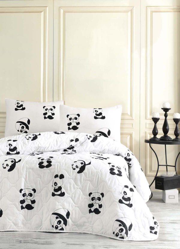 купить Покрывало Eponj Home B&W Panda