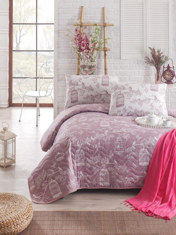 купить Покрывало Eponj Home Samyeli lila 200x220