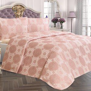 купить Покрывало Tropik Home Amore Rose 220x230