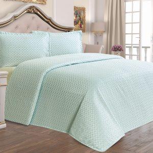 купить Покрывало Tropik Home Angel Mint 220x230