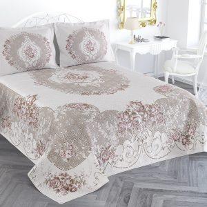 купить Покрывало Tropik Home Flora V2 Fusya 3695-6 260x260