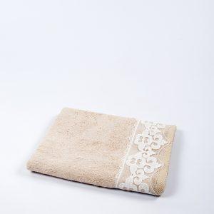 купить Полотенце бамбуковое Maxstyle - Damask beg 50x90