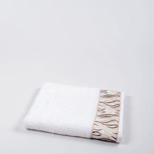 Полотенце бамбуковое Maxstyle – S white 50×90