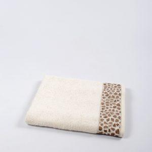 Полотенце бамбук Maxstyle – Leopar 50×90