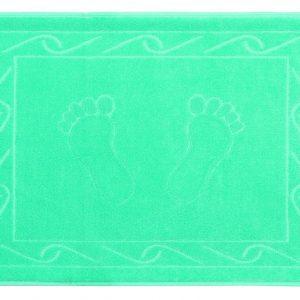 купить Полотенце для ног Hayal 50x70см бирюзовое