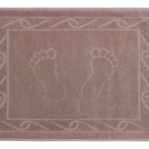 купить Полотенце для ног Hayal 50x70см коричневое