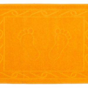 Полотенце для ног Hayal 50×70см оранжевое