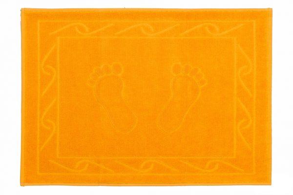 купить Полотенце для ног Hayal 50x70см оранжевое