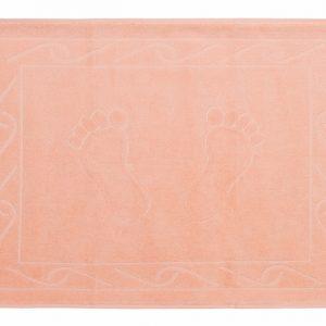 Полотенце для ног Hayal 50×70см роза