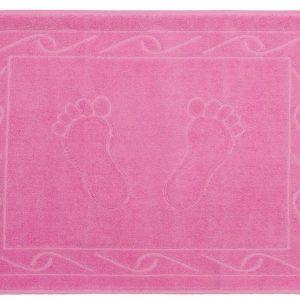 Полотенце для ног Hayal 50×70см розовое