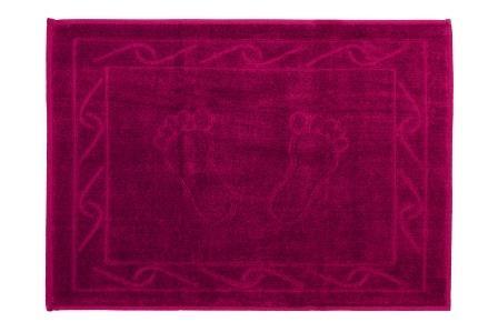 Полотенце для ног Hayal 50×70см роз