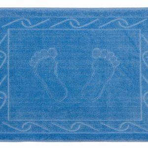 Полотенце для ног Hayal 50×70см синее