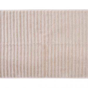 Полотенце для ног Irya – Crimp bej 50×70
