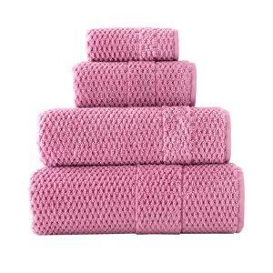 купить Полотенце махровое ТМ Arya Arno розовое