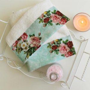 купить Полотенце махровое Barine - Vintage Rose